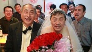 Chinos boda gay