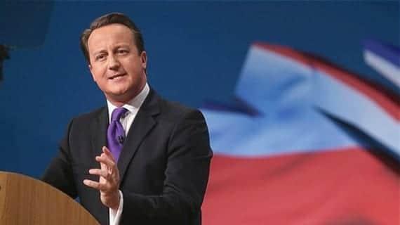David Cameron matrimonio