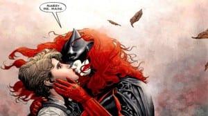 DC Batwoman boda