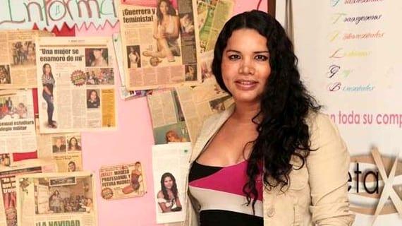 Diane Rodríguez Ecuador
