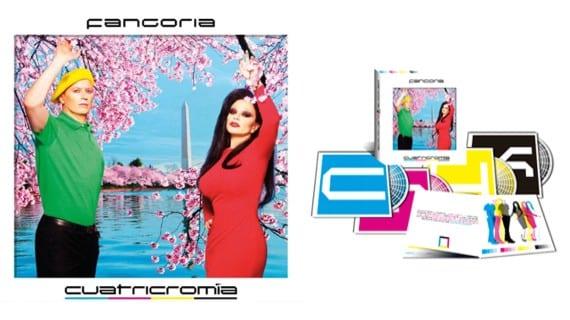 Fangoria Cuatricromía EP's