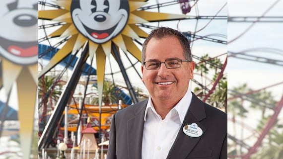 George Kalogridis, presidente de Walt Disney World Resort