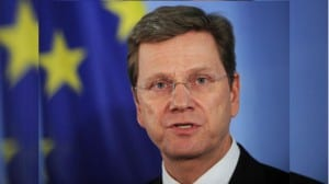 Guido Westerwelle Alemania