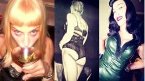 Madonna Instagram fotos