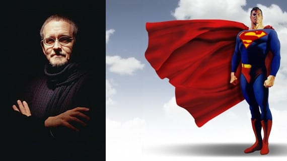 Orson Scott Card Superman
