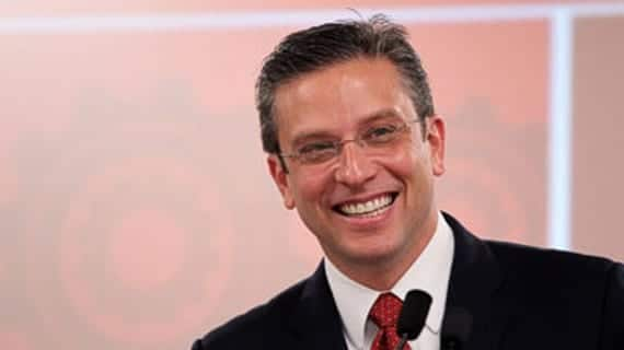 Alejandro García Padilla Puerto Rico