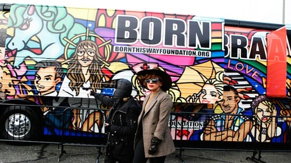 Born Bus Gaga
