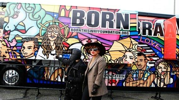 Born Bus Gaga
