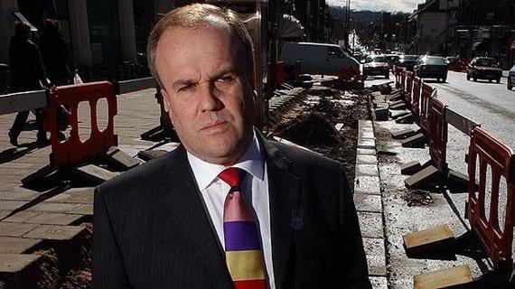 Brian Coleman, ex-alcalde de Barnet (Inglaterra)