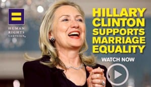 Clinton HRC matrimonio