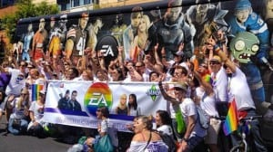 Electronic Arts gay