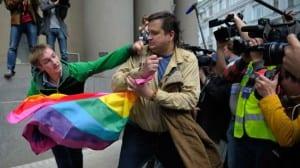 Encuesta Rusia homofobia