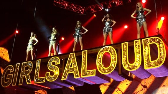 Girls Aloud separación
