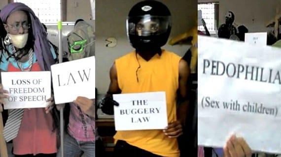 Jamaica Love Movement homofobia