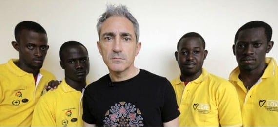 Jon Sistiaga Uganda homosexuales