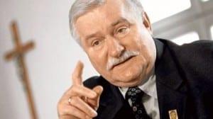 Lech Walesa homófobo
