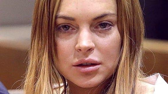 Lindsay Lohan cárcel
