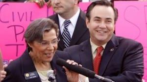 Lucía Guzmán Pat Steadman