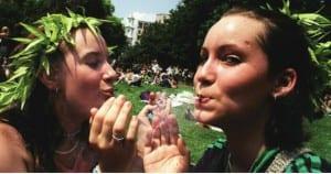 Marihuana homosexualidad México