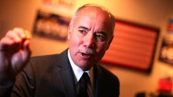 Miguel del Valle, ex senador demócrata (Chicago)