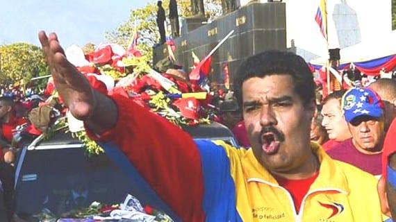 Nicolás Maduro homófobo