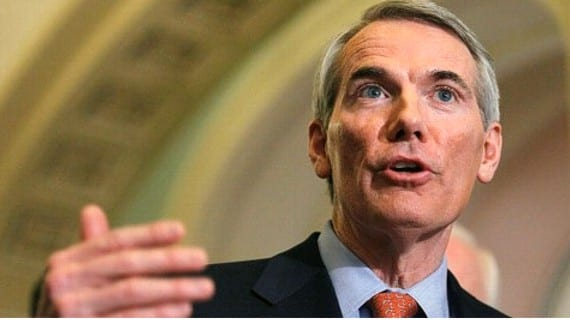 Rob Portman gay Will