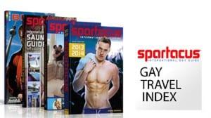 Spartacus Gay Index