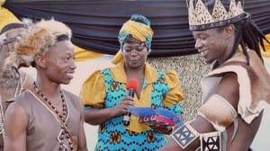 Boda gay zulú Sudáfrica