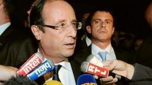 François Hollande Manuel Valls