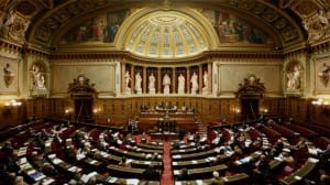 Senado Francia matrimonio gay