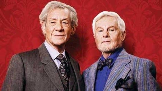 Vicious sitcom ITV