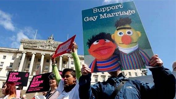 Irlanda matrimonio gay