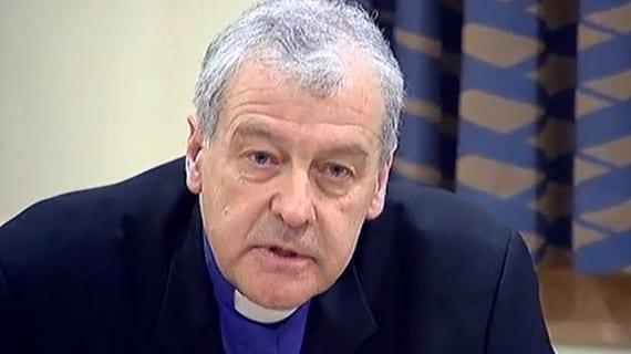 Michael Jackson arzobispo de Dublín
