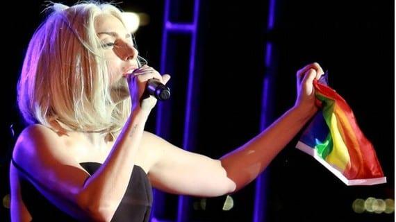 Lady Gaga Pride 2013