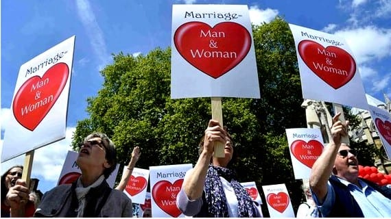 Matrimonio gay Reino Unido