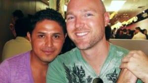 Brian Willingham y Alfonso García