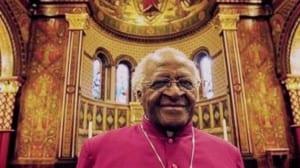 Desmond Tutu Dios homosexuales