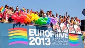 EuroPride Marsella 2013