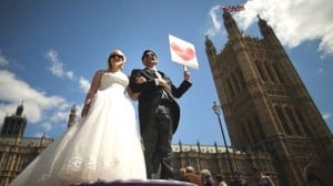 Inglaterra matrimonio gay