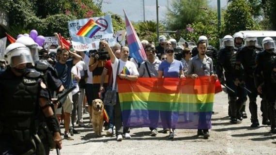 Montenegro Budva Orgullo Gay