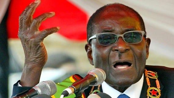Mugabe decapitar gays