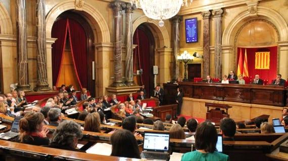 Parlamento catalán homofobia