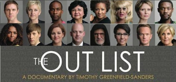 The Out List HBO