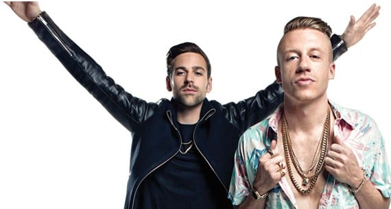 Macklemore Ryan Lewis MTV