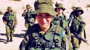 Ejército israelí transexual
