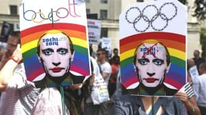 Sochi ley anti-gay boicot