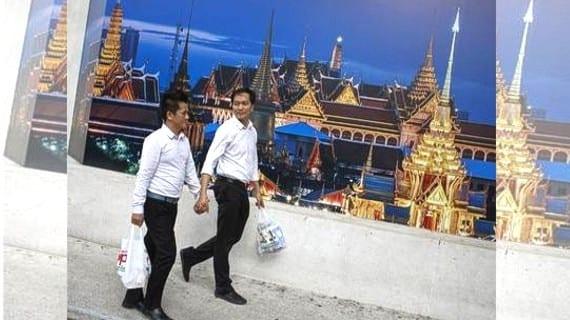 Tailandia matrimonio gay