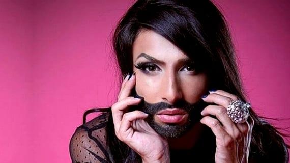 Conchita Wurst Austria Eurovision