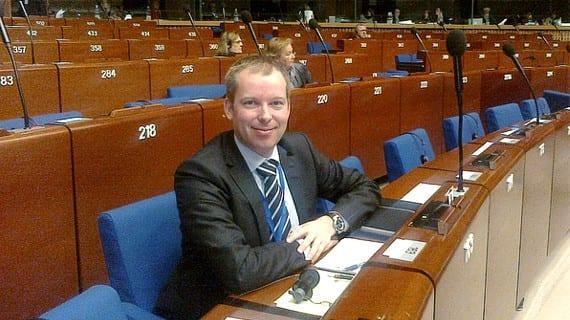 Hakon Haugli, Relator General del Consejo de Europa