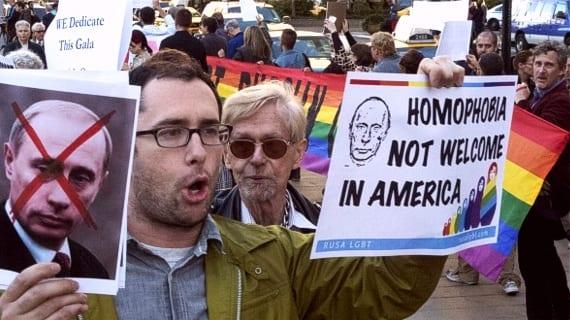Metropolitan homofobia
